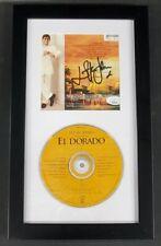 Elton John Signed Autographed CD Insert Framed w/ CD El Dorado JSA KK78439