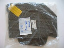 11 12 13 14 15 16 17 DODGE JOURNEY BROWN RUBBER ALL WEATHER FLOOR MATS OEM NEW