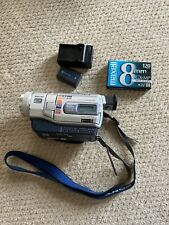 New ListingSony Handycam Dcr-Trv740 Digital-8 Camcorder - Record Transfer Play Hi8 Video 8