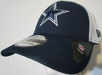 New Era 39Thirty Dallas Cowboys NFL Football Cap Hat Men's M/L flex fit mesh