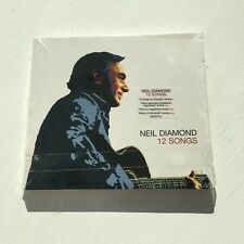 CD Neil Diamond - 12 Songs -  Digipak CD -New (2 Bonustracks feat. Brian Wilson)