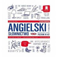 Angielski w tłumaczeniach. Słownictwo cz.1 + mp3 - Magdalena Filak