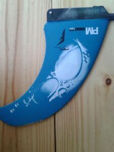 Windsurfing Francisco Goya Promodel 22.5 Mfc  Maui fin company