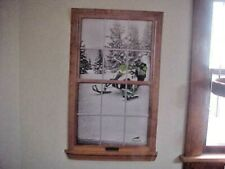 ARCTIC CAT TEAM ARCTIC  2012 WINDOW VIEW ADVERTISING POSTER NEAT LOOK