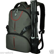 Deluxe Camera Backpack Pro Bag for Case Canon Nikon DSLR SLR Multifunctional
