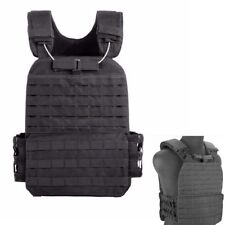 Tactical Plate Carrier Vest great For Crossfit and endurance Training Hunting