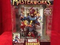 Marvel Masterworks Fantastic 4 Everyone (Zap him Dr Strange) Rare MIB BRAND NEW