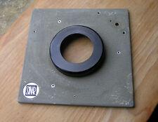 Genuine Sinar Norma F & P Lente Board Panel con copal Compur 1 orificios 11 mm paso
