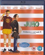 Juno - Ellen Page [BLU-RAY]