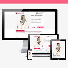 Ebayvorlage FASHION eBay 2017 - HTML Template Design - Vorlage - mobil responsiv