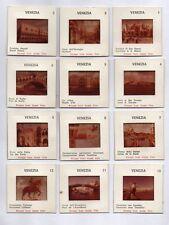 DIAPOSITIVE KODAK FILM - Venezia serie I n. 1/12