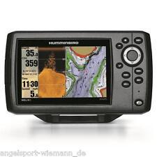 Humminbird Helix 5 DI GPS Echolot Fischfinder incl Geber bis 600m Farbdisplay