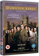Downton Abbey - Series 2 - Complete (DVD, 2011, 4-Disc Set NEW SEALED)