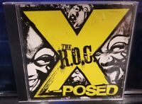 The R.O.C. - X-Posed CD MNE house of krazees hok twiztid roc insane clown posse