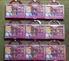 9 Pack Disney Cinderella Art Activity Princess Girls Birthday Party Gift Pack