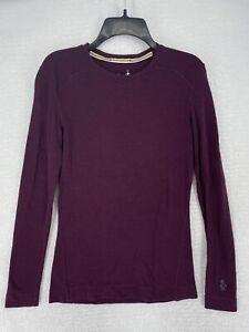 Smartwool Women's Medium Long Sleeve Pullover Merino Wool Sweater / Shirt