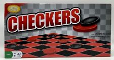 Checkers Classic Game Folding Board Set  New in box