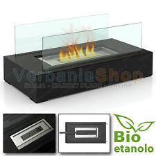 CAMINETTO DA TAVOLO BIOETANOLO FIREFRIEND DF-6500 MISURE 14 x 35 x 18 cm 1,5 Kg