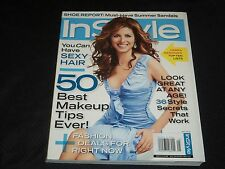 2006 MAY IN STYLE MAGAZINE - DEBRA MESSING FRONT COVER - FASHION - J 2971
