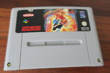 LAST ACTION HERO            -----   pour SUPER  NINTENDO / SNES