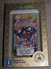 NEW D-Tech Disney Authentic iPhone 4S WDW Phone Case Pirates Caribbean lmtd ed.
