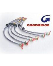 Kit Flexibles de Frein Goodridge Honda Civic / CRX