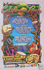 California Roots 2014 Concert Tour Poster -Soja, Marley, Rebelution, 311, Pepper
