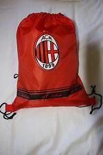 AC Milan MILANO Football / Soccer Gym Shoe Boot Bag Italy CALCIO Serie a