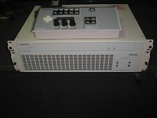 LEITCH FR-6804-1 WITH 4x DSK-6801 SDI DOWNSTREAM KEYER CARDS & DSK CONTROL PANEL