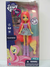My Little Pony Equestria Girls FLUTTERSHY Doll and her Accessories - Age 5+