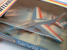 1981 MATCHBOX LESNEY SUPERFAST SKY-BUSTERS SB-11 ALPHA JET MIB