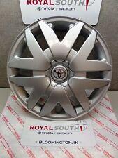 "Toyota Sienna 16"" Wheel Cover Hub Cap Genuine OE OEM"