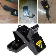 2Pcs Reusable Rat Trap Catching Mice Mouse Mousetrap Spring Rodent Easy Catcher