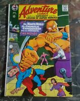 Adventure Comics # 362 DC Superman Comic Book CU