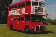 BUS PHOTO LONDON STAGECOACH PHOTOGRAPH PICTURE ROUTEMASTER
