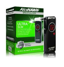 AlcoHawk Ultra Slim Digital Breathalyzer Dot D.O.T. Approved