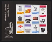 US 4546 2011 Pioneers of American Industrial Design Mint Sheet Forever Stamps