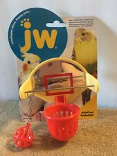 Bird Toys and Harness J W ActiviToys Basketball toy