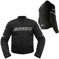 Dainese Racing Tex Nero/Reflex Jacket Size 52 Euro - **SUPER SALE**