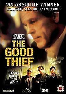 The Good Thief DVD - Nick Nolte, Ralph Fiennes REG 4 - Thriller