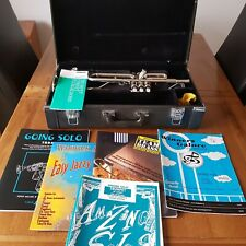 Trumpet Yamaha Ytr 4335g Made In Japan silver (95)