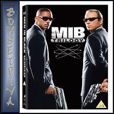 MEN IN BLACK TRILOGY - 1 2 & 3 *BRAND NEW DVD BOXSET*