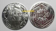 20 Euro Euro-Gedenkmünzen aus Frankreich