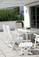 gartenmobel holz weis, gartenmöbel weiß holz in gartenstühle & -sessel günstig kaufen   ebay, Design ideen