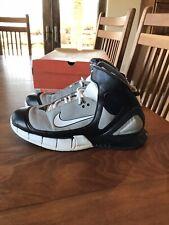 Nike Air Zoom Huarache KOBE BRYANT 2k5 Gray White Black Sz 12