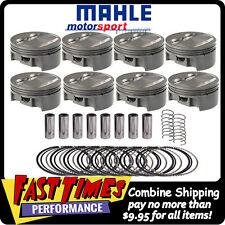 MAHLE PISTONS SBC Small Block Chevy Dome 358ci 4.030-bore 3.480-stroke 6.000-rod