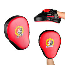 Boxing Training Punching Leather Pad 1 Pcs Taekwondo Kick Pu Equipment
