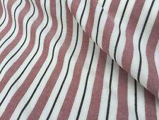 Italian Cotton & Linen Chambray 'Potteni E' (per metre) dress fabric