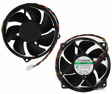 SUNON MagLev 90/80mm x 25mm CPU ROUND COOLING FAN 12V 4-pin KDE1209PTVX B151