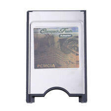 1Pc Compact flash CF to PC fard PCMCIA adapter cards reader for Notebook LaO TDC